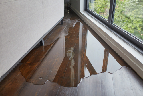 What is water damage restoration service