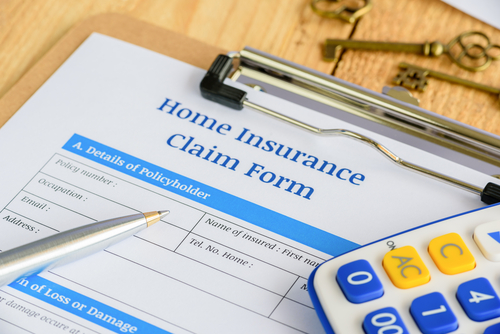 How to maximize your water damage claim