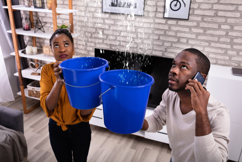 How long does it take to dry out water damage