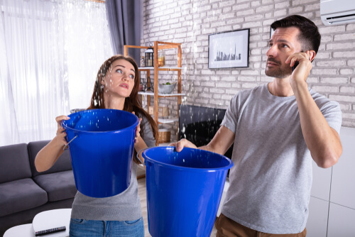 What are some common water damage facts